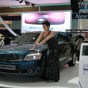 2009년 서울 모터쇼~ 미리보기