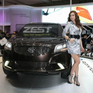 2010년 부산 국제 모터쇼~ 미리보기